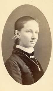 Unidentified female, probably Cash relative