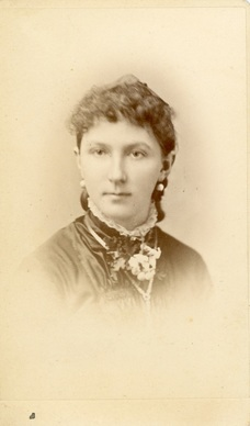 Lizzie (Mary Elizabeth) Cash