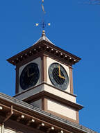 Acton Town Hall Clock
