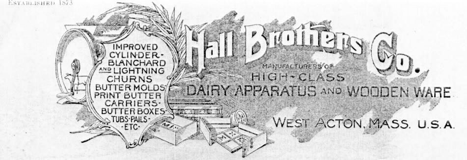 Hall Brothers Logo