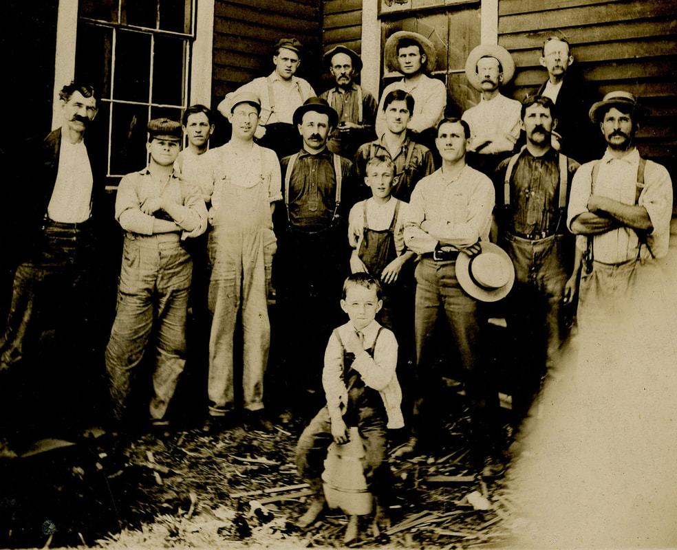 Hall Brothers employees, West Acton, MA