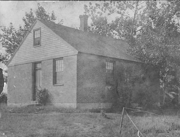 Harris Street Brick School, 1901