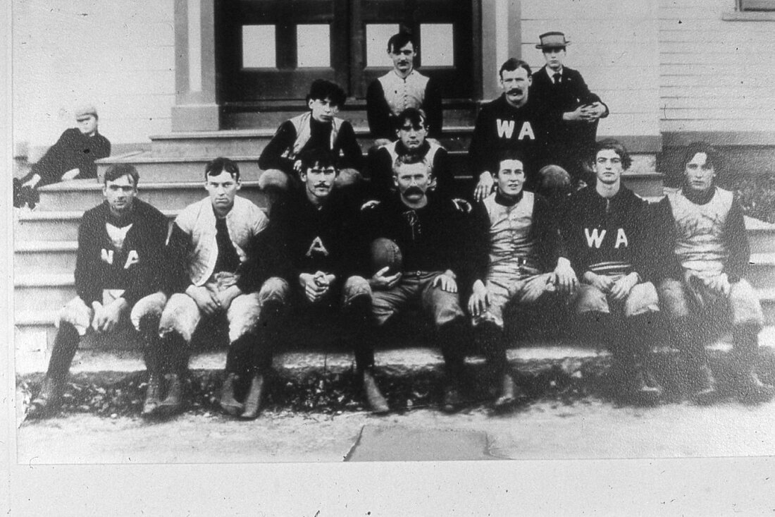 Acton Football Team 1897-1898